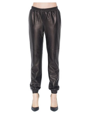 Leather Track Pant: $80 (orig. $995)