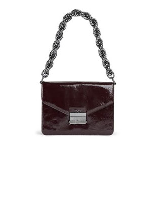 Patent Leather Envelope Clutch: $50 (orig. $545)