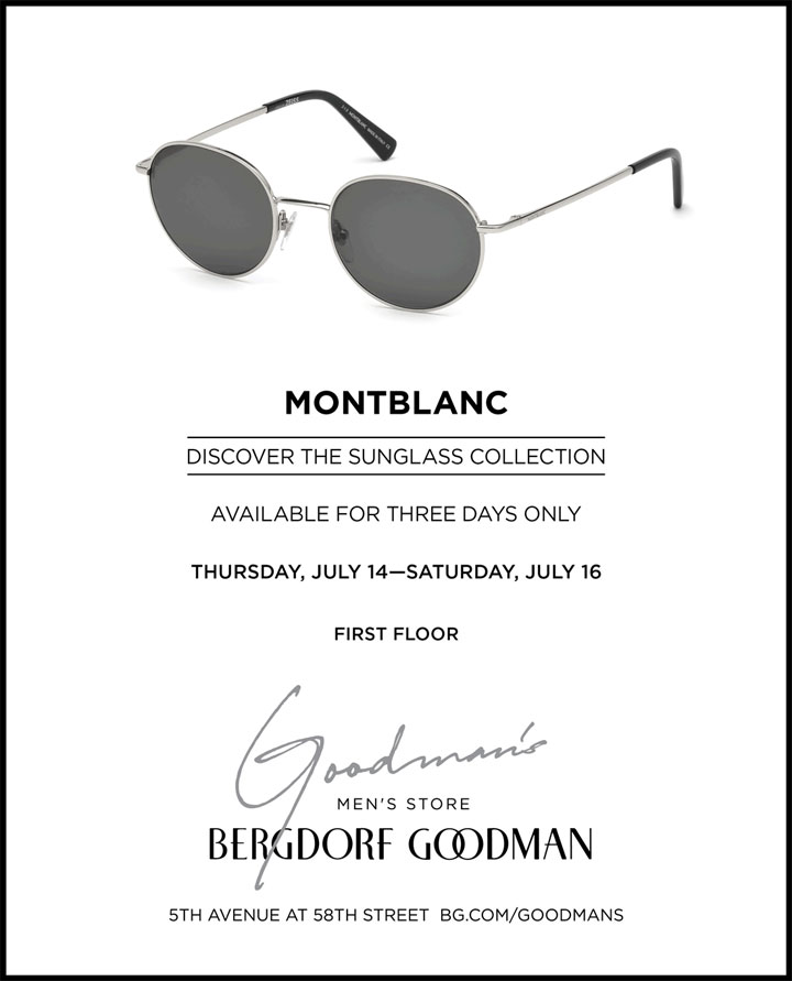 MontBlanc Trunk Show