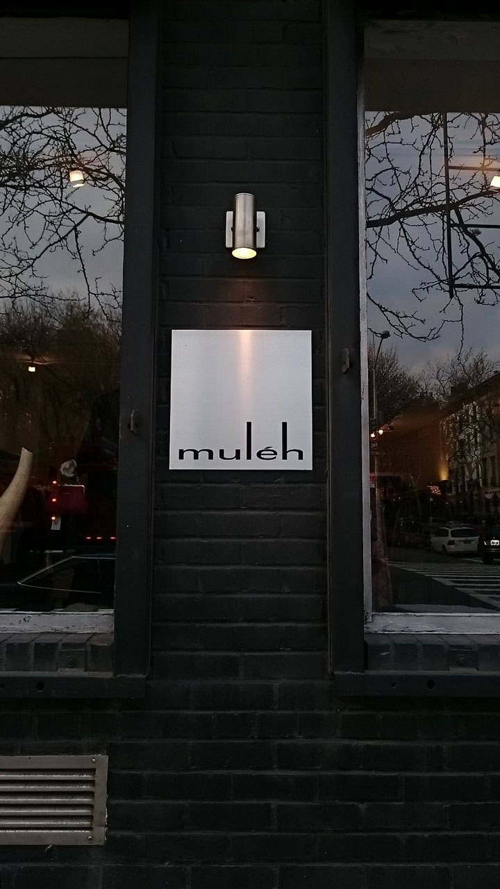 Muleh Relocation & Sample Sale