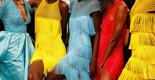 Naeem Khan Couture Eveningwear Sample & Stock Sale