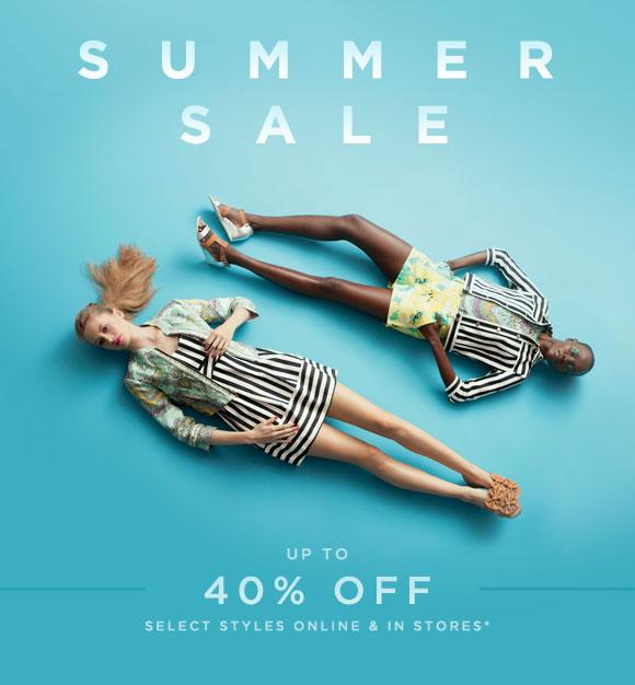Nanette Lepore Summer Retail Sale
