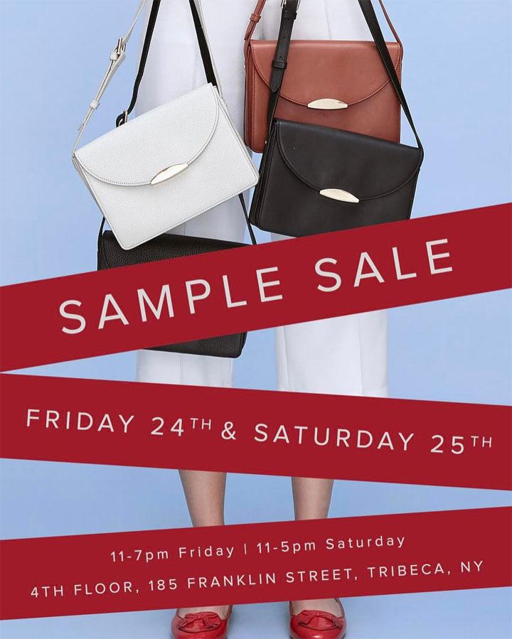 Neely & Chloe Handbags & Accessories New York Sample Sale ...