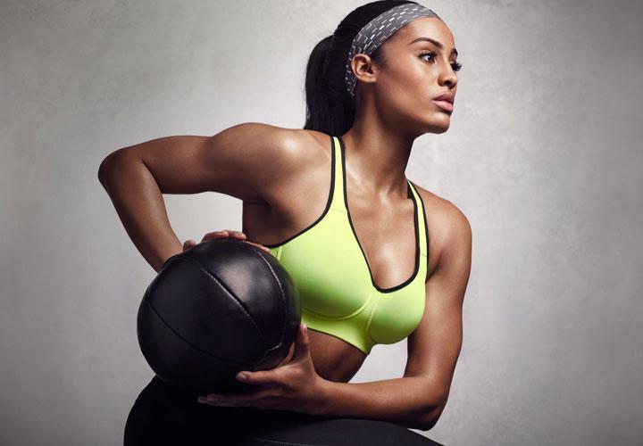 Nike Pro Bra Pop-Up Shop