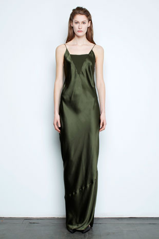 Nili Lotan Silk Maxi Cami Dress: $250 (orig. $595)