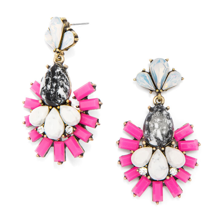 Baublebar Organic Wharton drop earrings: $15 (orig. $36)