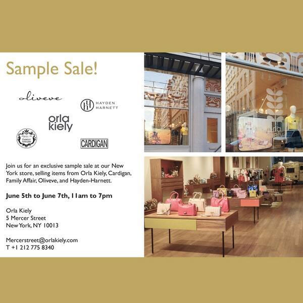 Annelise Michelson Sample Sale