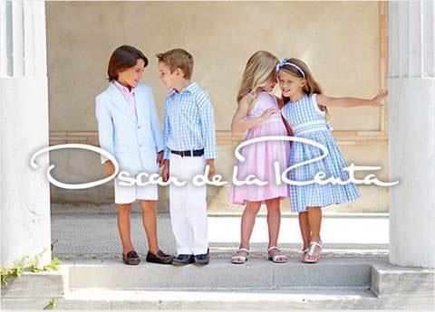 Oscar de la Renta Childrenswear Trunk Show