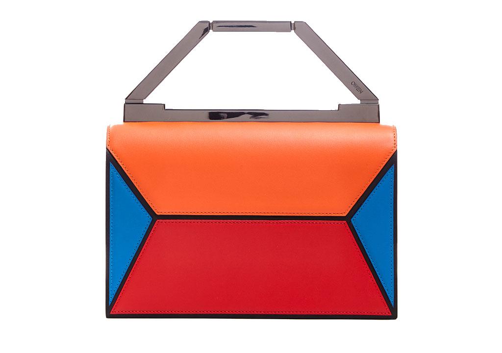 OWEN Color Block Ava Bag: $300 (orig. $750)