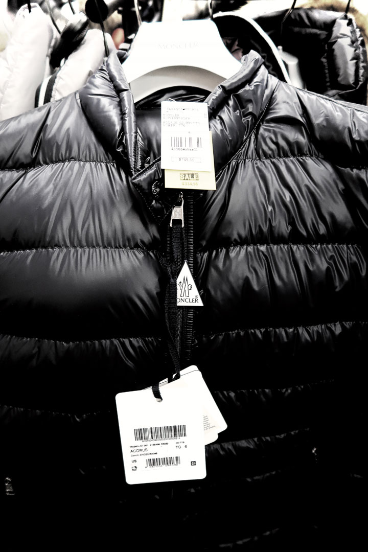 Paragon Warehouse Sale Montclair Jacket