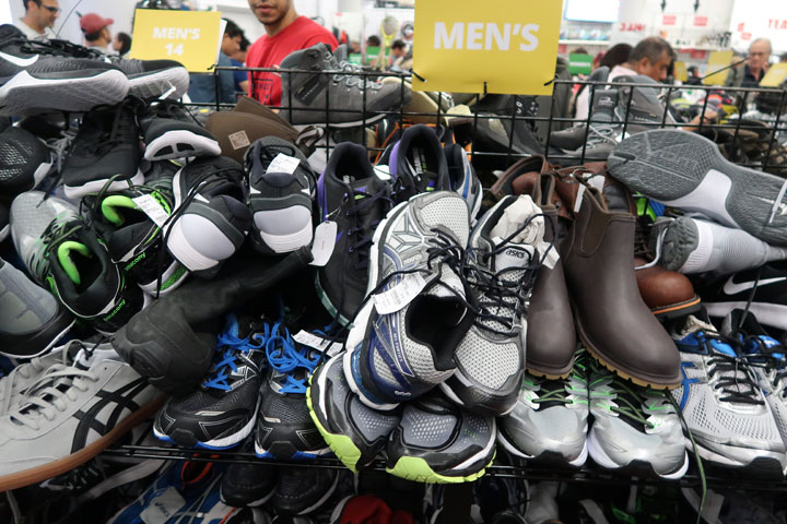 Paragon Warehouse Sale Men's Footwear