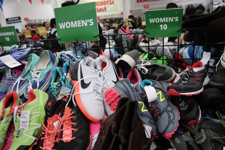 Paragon Warehouse Sale Women's Footwear