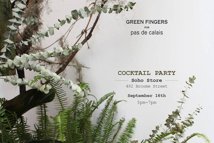 Pas de calais Cocktail Party