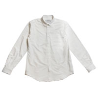 Men's slim fit dress shirt in oxford cotton is now $70, instead of $230