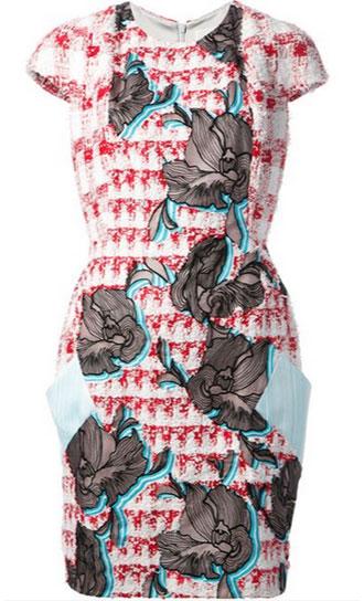 Peter Pilotto dress: $1480 (orig. $3700)
