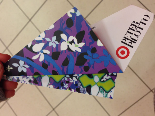 Peter Pilotto for Target Prints
