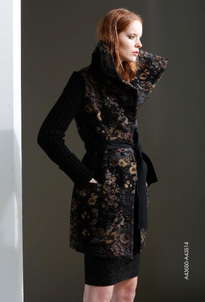 Pier Antonio Gaspari Floral coat: $359 (orig. $1380)