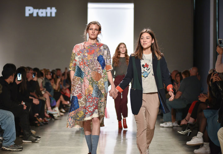 Pratt Graduate And Emerging Fashion Designer Jessie Sodetz