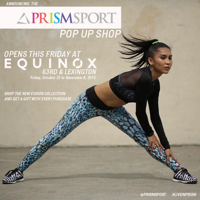 Prismsport Pop-up Shop