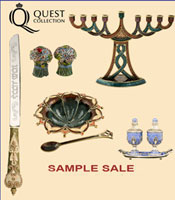 Quest Gifts & Design Annual Holiday Sample Sale