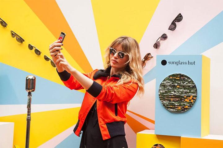 R29 x Sunglass Hut Presents Sunnies & Selfies Event