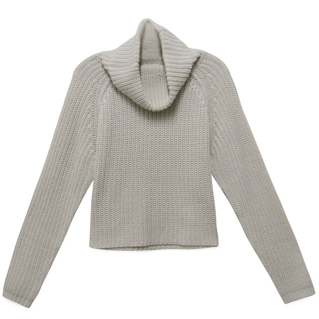 RD Style Cowl neck long sleeve sweater: $25 (orig. $65)