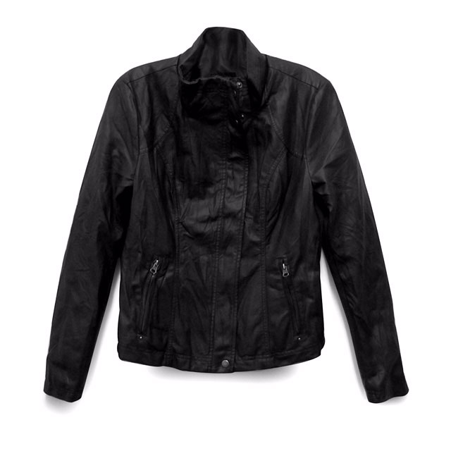 RD Style Faux leather jackets: $30 (orig. $90)