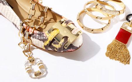 Rachel Zoe Jewelry & Shoes at RueLaLa.com