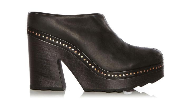Rag & Bone Esme Leather Clog: $190 (orig. $475)