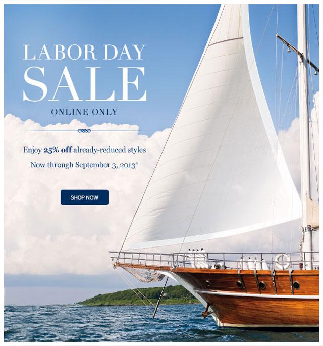 Ralph Lauren Labor Day Online Sale