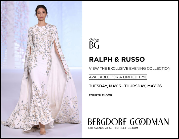 Ralph & Russo Trunk Show