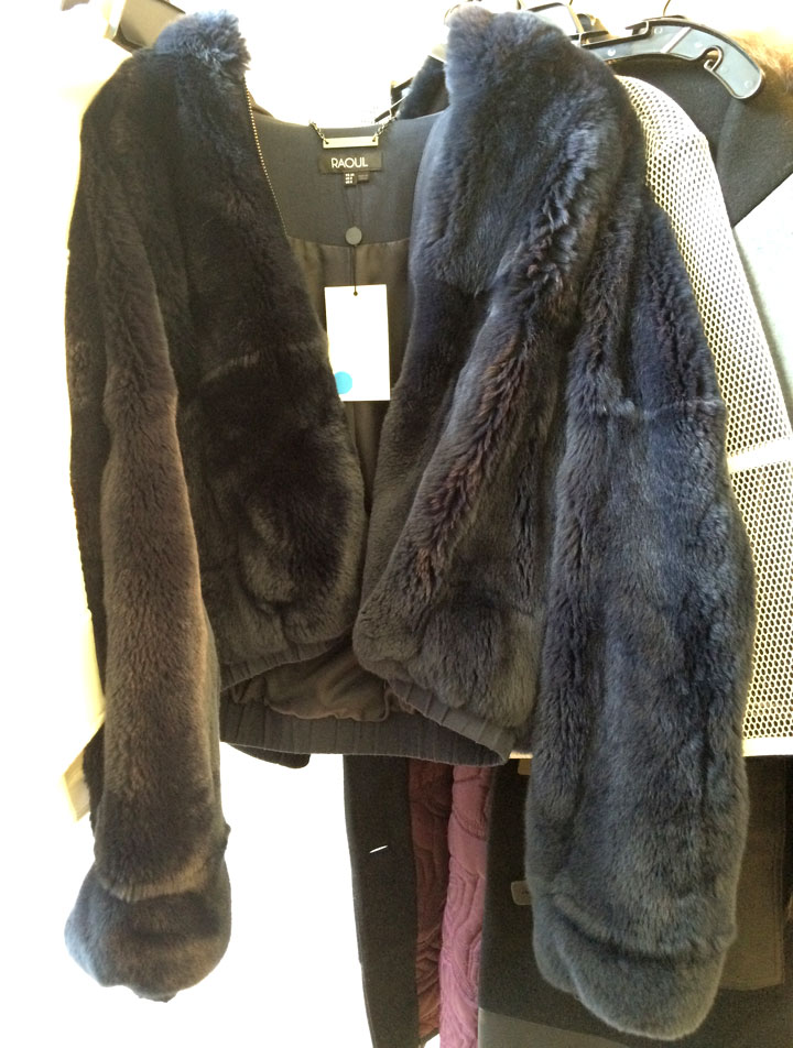 Fur coat for $300
