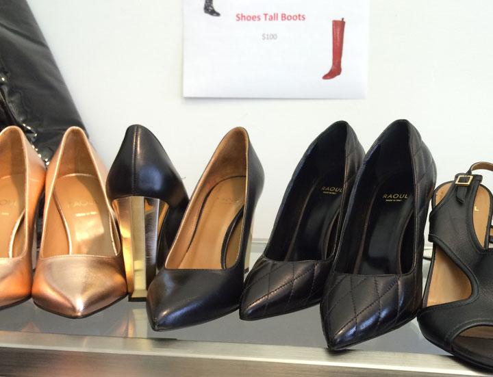 Heels for $80