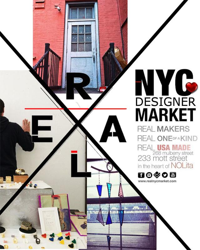 Real NYC Designer Market
