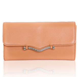 Rebecca Minkoff Coral Wallet on a chain