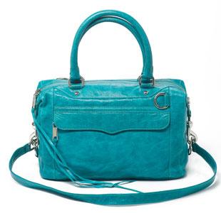 Rebecca Minkoff MAB Mini Turquoise