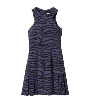 Midnight tiger print dress: $129 (orig. $395)