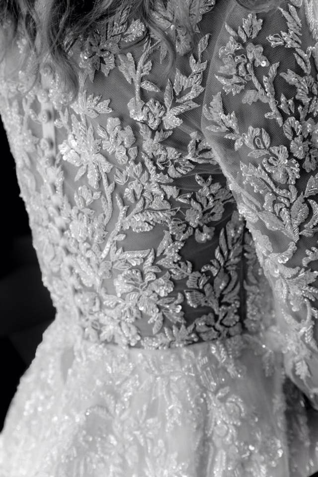 Reem Acra Bridal Fall 2016 Trunk Show