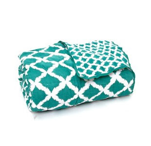 Roberta Roller Rabbit Honeycomb Quilt: $75 (orig. $175 [Twin] / $225 [King])
