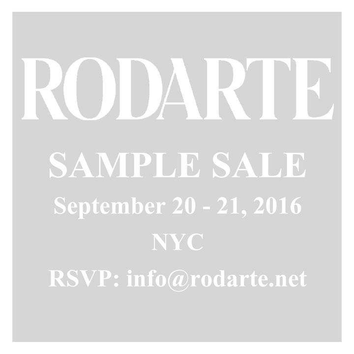 Rodarte Sample Sale