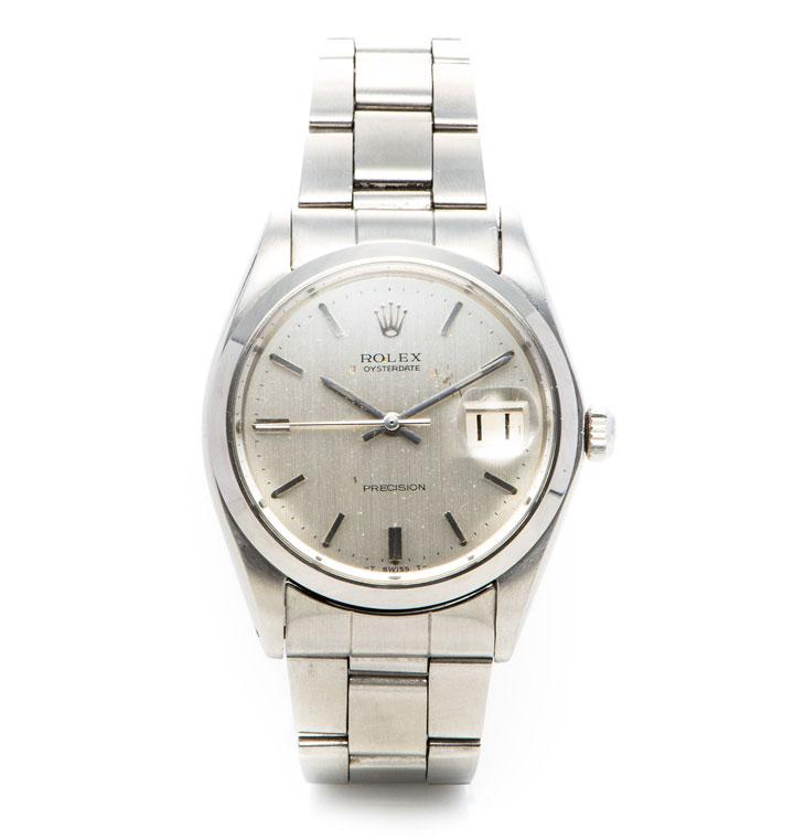 Rolex Oysterdate 6694: $1,747.50 (orig. $3,495.00)