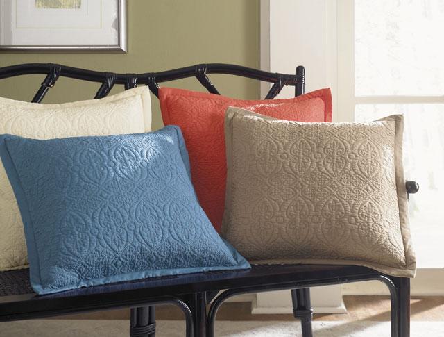 SFERRA Luxury Linens Sample Sale Cushions