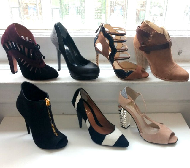 Brian atwood new york bargains part 2 for High end thrift stores nyc