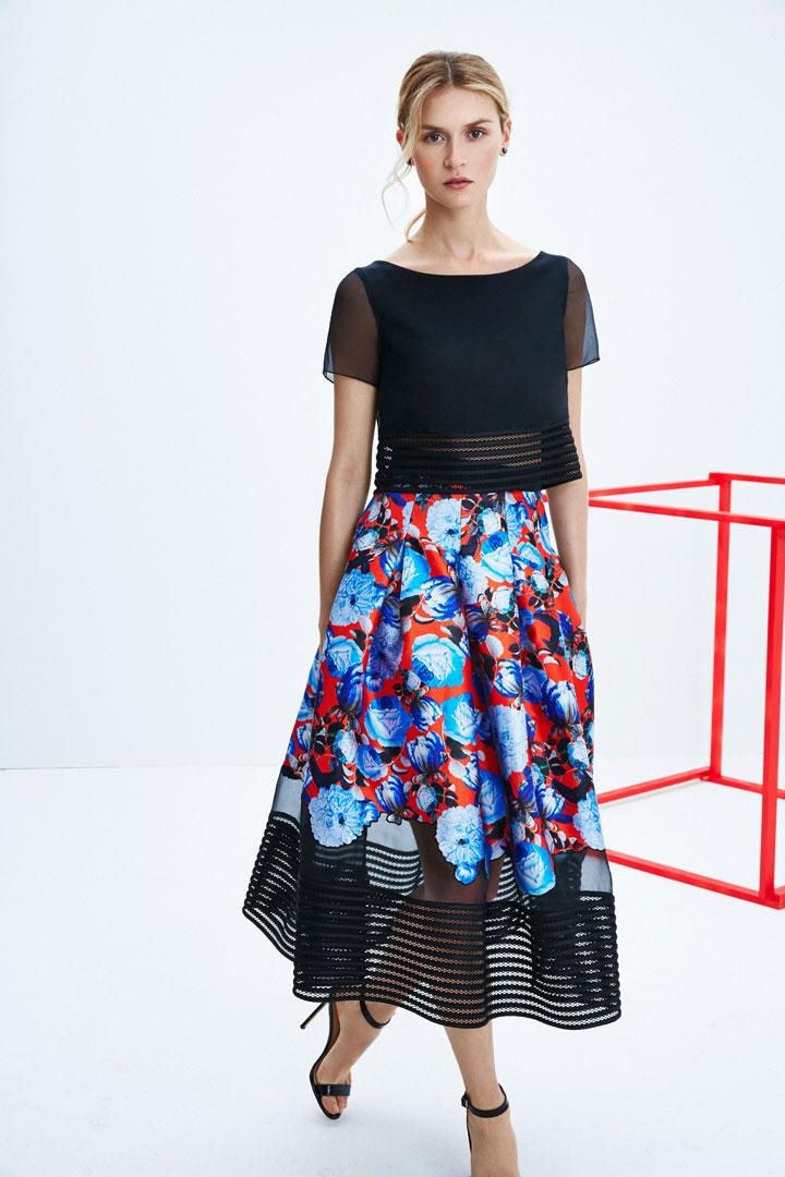 Sachin & Babi Aster Skirt: $125 (orig. $750)