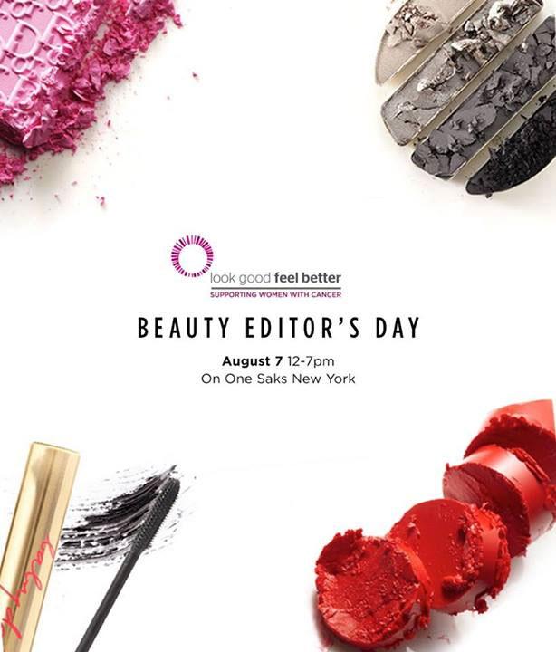 Saks Beauty Editor's Day