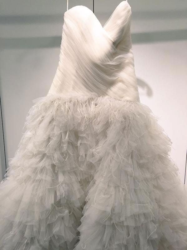 Saks Fifth Avenue Bridalwear New York Sample Sale