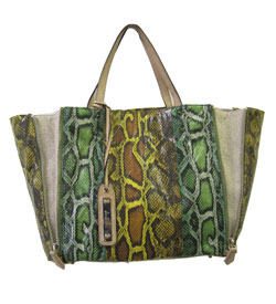Sam Edelman Genevieve Zippered Tote from the Spring/Summer 2012 Signature Collection