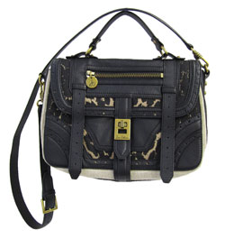 Sam Edelman Odette Saddle Bag from the Spring/Summer 2012 Parisian Street Collection