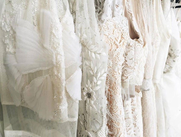Samantha Sleeper Bridal Sample Sale