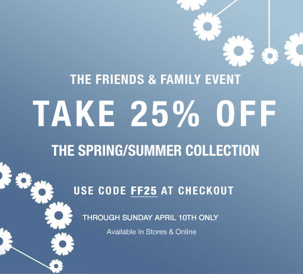 Sandro Friends & Family Sale
